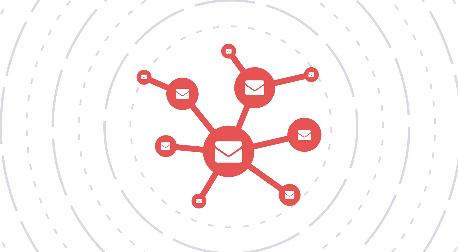 Connected email tracks