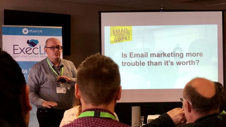 Dean Seddon, is email marketing more trouble than it's worth?