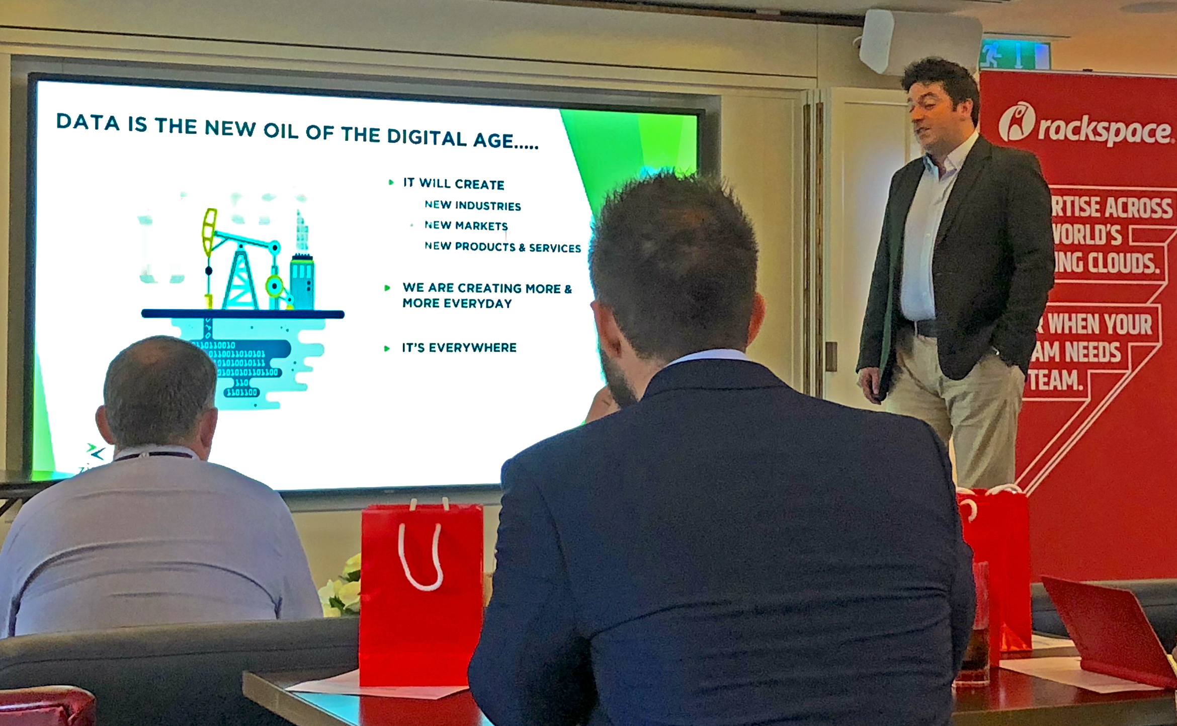 Data is the new oil of the digital age - Zizo