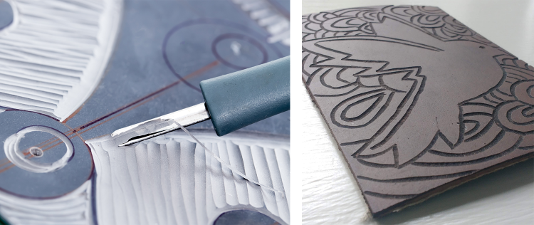 A beginner's guide to lino printing 2