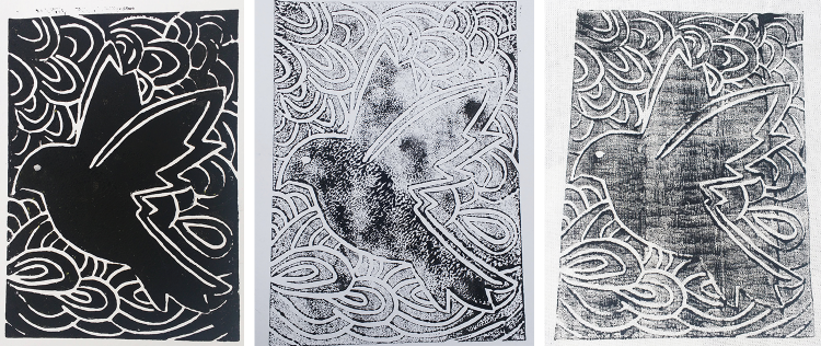 A beginner's guide to lino printing 5