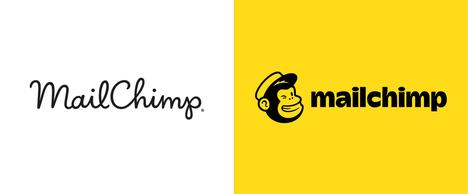 Mailchimp rebrand
